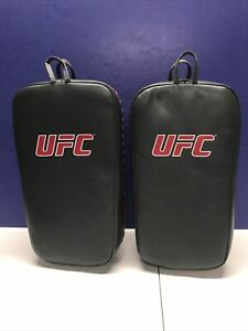 Kickboxing And Punching Training Pad Muay Thai MMA UFC Focus Kick Shield Mitt