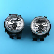 Pair New Front Fog Light - Left & Right Fits Subaru Legacy Impreza 2011 to 2014