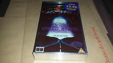 Close Encounters of the Third Kind - Collectors Edition - VHS (New Sealed)