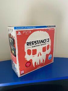 RESISTANCE 3 - SURVIVOR COLLECTOR'S EDITION - PS3 VERSIONE ITALIANA