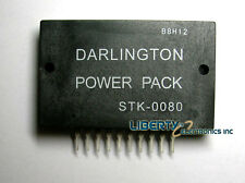 NEW SANYO  POWER AMPLIFIER IC - model: STK0080 + HEAT SINK COMPOUND