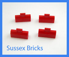 Lego - 4x Red Tool Box Toolbox Minifigure City Construction Builder - New Pieces