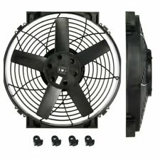 "DAVIES CRAIG 14"" SLIMLINE THERMATIC® ELECTRIC FAN (12V) (0164)"
