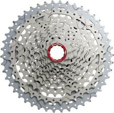 SunRace CSMX9X Cassette - 11-Speed, 10-46t, Metallic Silver, For XD Driver Body