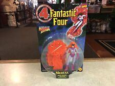 1993 ToyBiz Fantastic Four Action Hour MEDUSA Figure MOC