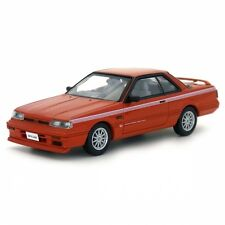 Kyosho 1/43 Nissan Skyline 2000 GTS Coupe (R31) Nismo Wheels - Red
