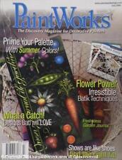 April 2006 Paintworks Decorative Painters Magazine Cg211