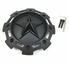 KMC XD Series Black Wheel Center Hub Cap 5/6Lug XD811 RS2 XD811 Rockstar II