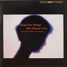 BILL EVANS TRIO Waltz For Debby SCOTT LaFARO Riverside SEALED VINYL RECORD LP