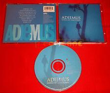 Adiemus - SONGS OF SANCTUARY - CD - 1995 - USATO