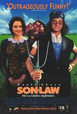 SON IN LAW Movie POSTER 27x40 B Pauly Shore Carla Gugino Lane Smith Cindy