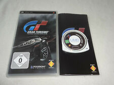 Gran Turismo PSP juego completo con embalaje original y guía