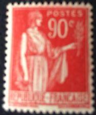 France N° 285 90c Rouge Neuf** TTB Qualité Et Centrage Côté 75€