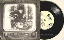 """ROCKABILLY KIN KELLY 7"""" Just Like Marlon / When Rock Was King GYPSY Lbl. 1981"""