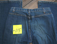 J CREW BOOT CUT JEANS SIZE 4 X 30 LENGTH FAST SHIPPER