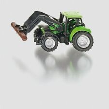 SIKU Diecast Model 1380 - Tractor With Log Pliers