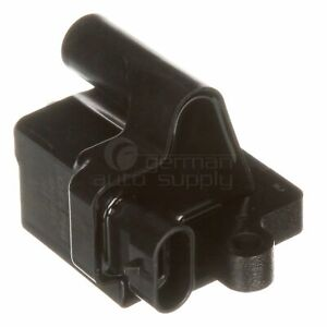 Delphi Ignition Coil GN10298 for Cadillac Chevrolet GMC Hummer