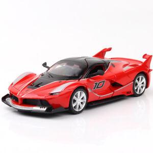 Ferrari La Ferrari FXX 1:32 Diecast Model Car Toy Sound&Light Pullback Power