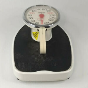 Taylor Professional Vintage~Large Dial Mechanical Scale~ 330 lbs Max~Lightweight