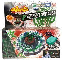 TAKARA TOMY Poison Serpent SW145SD Metal Beyblade BB-69 - USA SELLER