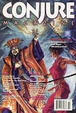 CONJURE MAGAZINE 7 THEE KEEP OF COMICS & GAMES Oct-95 FANTASY RPG NM!