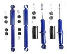 For Toyota Tacoma 98-04 Pre Runner Front Struts & Rear Shocks Monro-Matic Plus