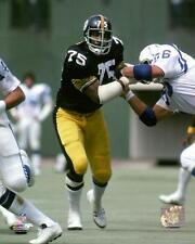 """MEAN"" JOE GREENE ""Pittsburgh Steelers"" Green LICENSED picture poster 8x10 photo"