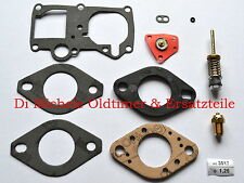 32 IF 2 Zenith Vergaser Kit mit Isolator, Renault 5, Renault 9, Renault 11