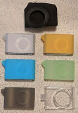 APPLE iPod SHUFFLE ACCESSORY BUNDLE LOT - 7 CASES COVERS - NEW
