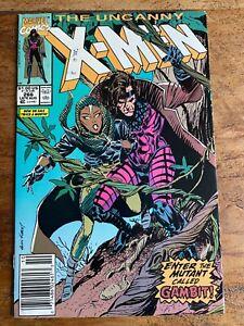 The Uncanny X-Men #266 1st Appearance of Gambit Marvel Comics 1990 7