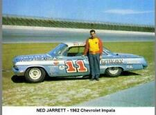 CD_928 #11 Ned Jarrett '62 Chevy   1:64 scale decals