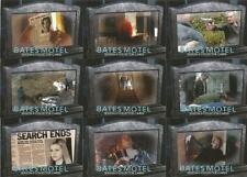 BATES MOTEL Season 2 Full 9 Card Rest in Peace Chase Card Set