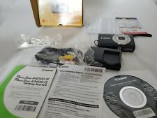 Canon PowerShot A4000 IS 16.0MP Digital Camera - Black z5