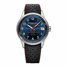 Raymond Weil 2754-SR-05500 Men's Freelancer Blue Automatic Watch
