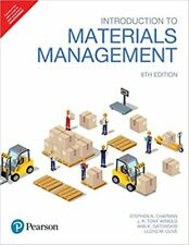 Introduction to Materials Management, 8e by Chapman