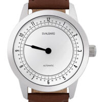 Svalbard Solo DH11 - Automatic single hand watch. Limited Edition, just 250 pcs.