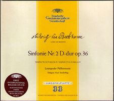 Kurt SANDERLING, Sviatoslav RICHTER: BEETHOVEN Symphony No.2 Piano Concerto No.3