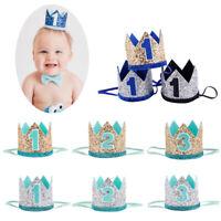 Princess Baby Birthday Hat Floral Headwear Party Headdress Crown Hair Band