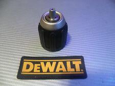 "DeWalt DCD710 Type 2 &3 Keyless 3/8"" Chuck N329999,Fit 330075-46,330075-68 DW226"