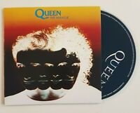 QUEEN  (CD): THE MIRACLE / STONE COLD CRAZY (RARE '74 LIVE TRACK)