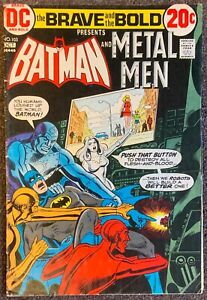 The Brave and The Bold presents Batman and Metal Men #103 DC Comics Fine
