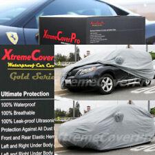 2014 2015 Lexus RX350 RX450H Waterproof Car Cover w/MirrorPocket GREY