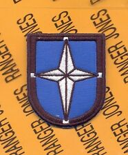 SOCEUR Special Operations Command EUROPE Airborne beret flash patch #2 c/e