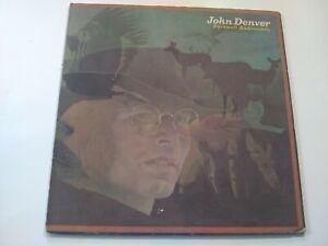 JOHN DENVER FAREWELL ANDROMEDA  APL1-0101 LP VINYL RECORD
