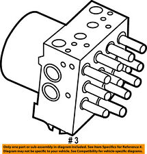 FORD OEM ABS Anti-lock Brakes-Modulator Valve DT4Z2C215A