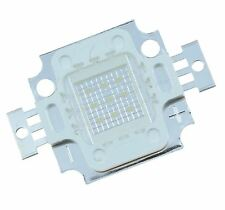 Red 10W High Power LED PCB Heatsink