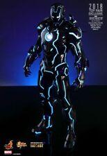 Hot Toys 1/6 Iron Man 2 MMS485-D24 Neon Tech MK4 Mark IV-2018 Toy Fair Exclusive