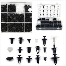 830 Pcs Mixed Fastener Auto Car Fenders Bumper Trunk Fixed Clamp Clips with Box