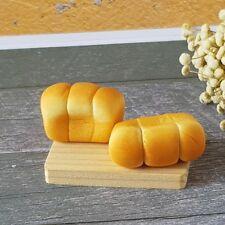 P combinado P filete fichas guisantes para cuatro Casa de muñecas en miniatura de comida 1:12
