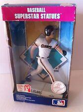 1988 Baseball Superstar Statues Will Clark Figure Limited # Series S.F Giants 8+